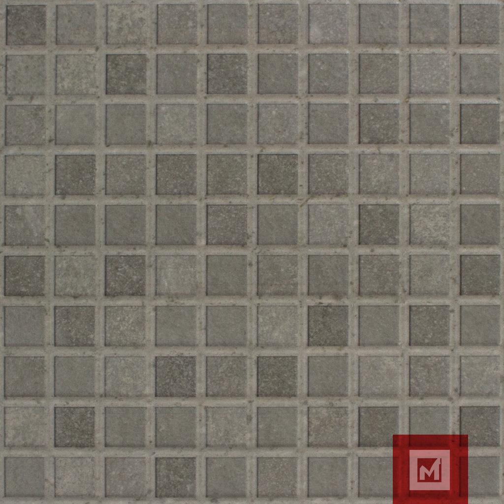 Piso mosaico chau for Mosaico ceramico exterior